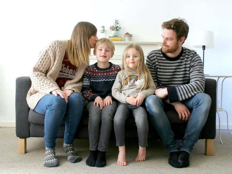 Charming The Family Sofa: Five Top Tips