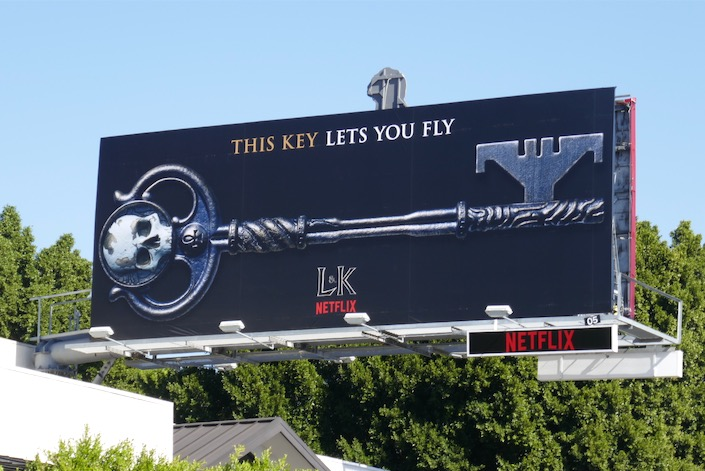 Locke and Key lets you fly billboard