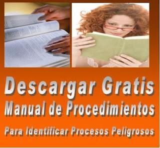 manual de procedimientos procesos peligrosos 1