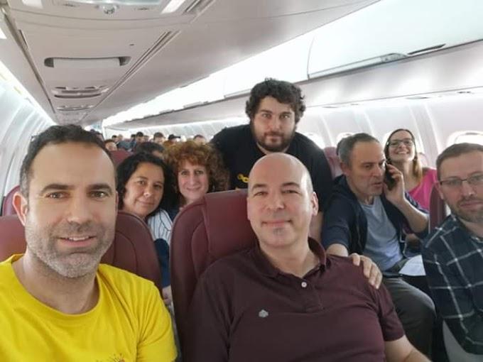 Marruecos impide entrar en El Aaiún a una delegación parlamentaria catalana