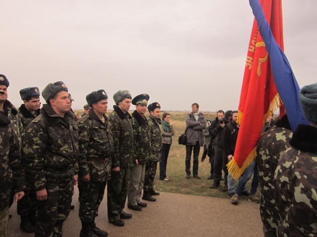 Він єдиний зі складу метеослужби бригади, хто вийшов із Криму