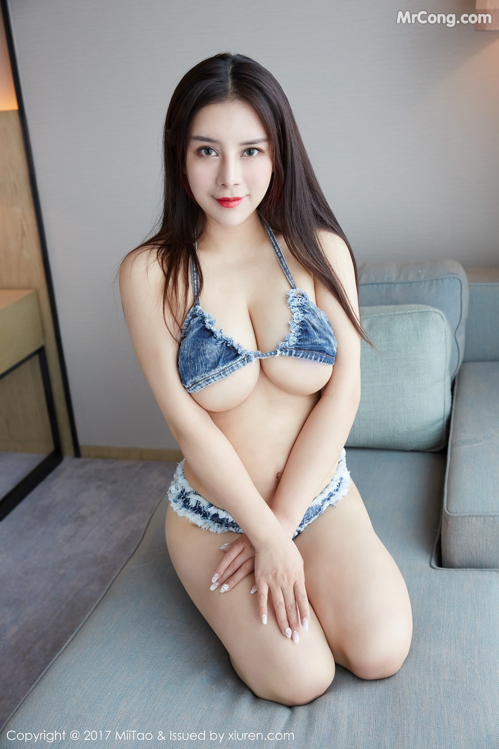 Image MiiTao-Vol.082-Xue-Qian-Xun-MrCong.com-004 in post MiiTao Vol.082: Người mẫu Xue Qian Xun (雪千寻) (51 ảnh)
