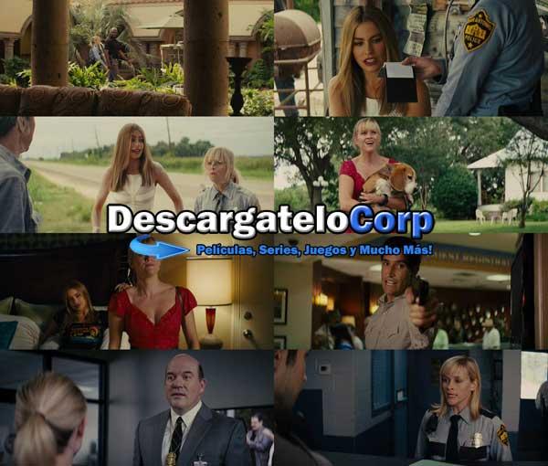 Descargar Dos Locas en Fuga DVDRip Latino