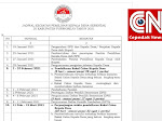 Jadwal Pemilihan Kepala Desa Serentak Di Kabupaten Purworejo Wilayah Cepedak