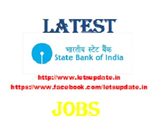 Special Management Executive Posts in State Bank of India (SBI)-letsupdate