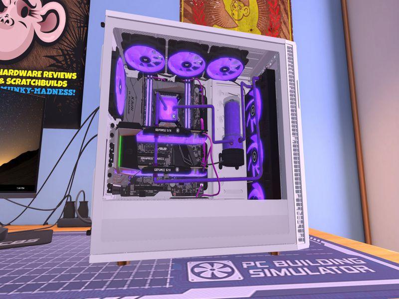 Download PC Building Simulator Game Setup Exe