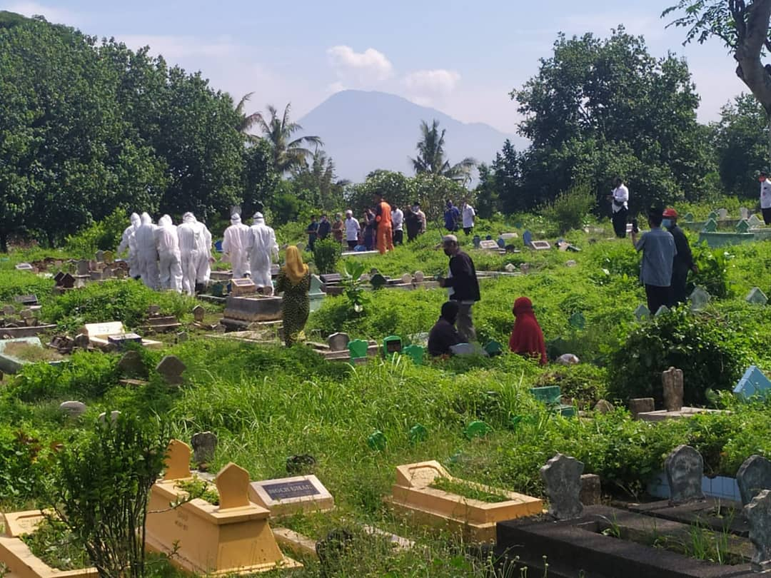 Transmisi Lokal Penyebab Tingginya Kasus Covid-19 di Lumajang