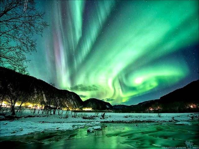 ¿Qué es una Aurora Polar?