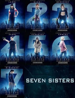 seven sisters, 7 hermanas,