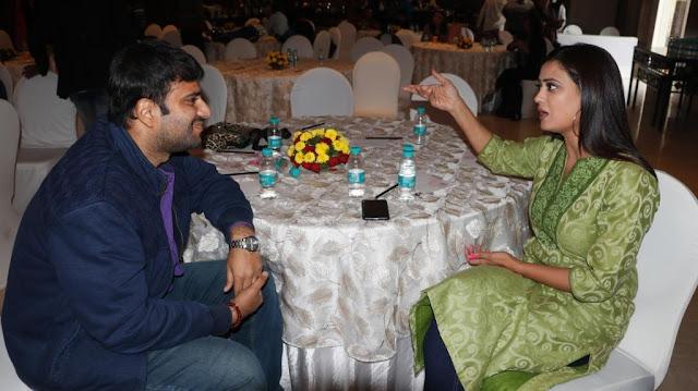 A rendezvous with Shweta Tiwari