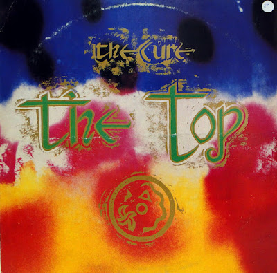 The Cure's The Top album cover