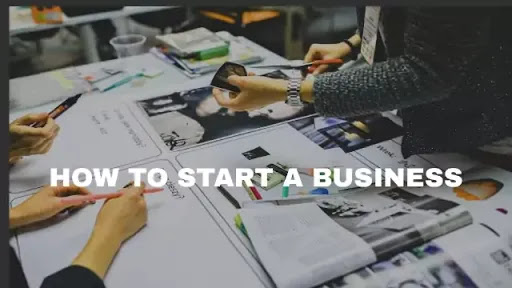 How to Start a Business- list of things needed to start a business