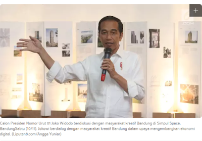 Presiden Jokowi Minta Mendikbud Sederhanakan Administrasi Guru