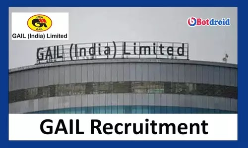 GAIL Recruitment 2021, Apply Online for GAIL Vacancy in India