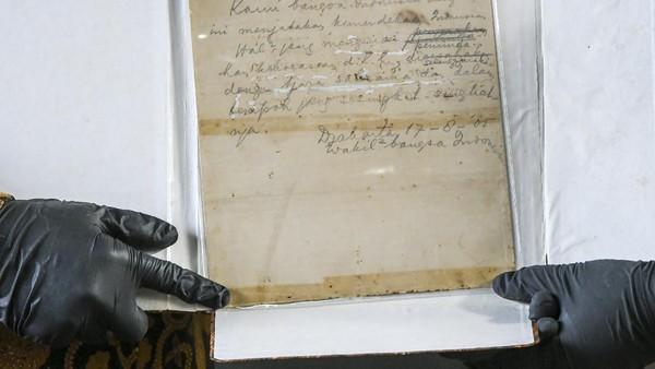 Teks Proklamasi RI: Perubahan dan Sejarah di Baliknya