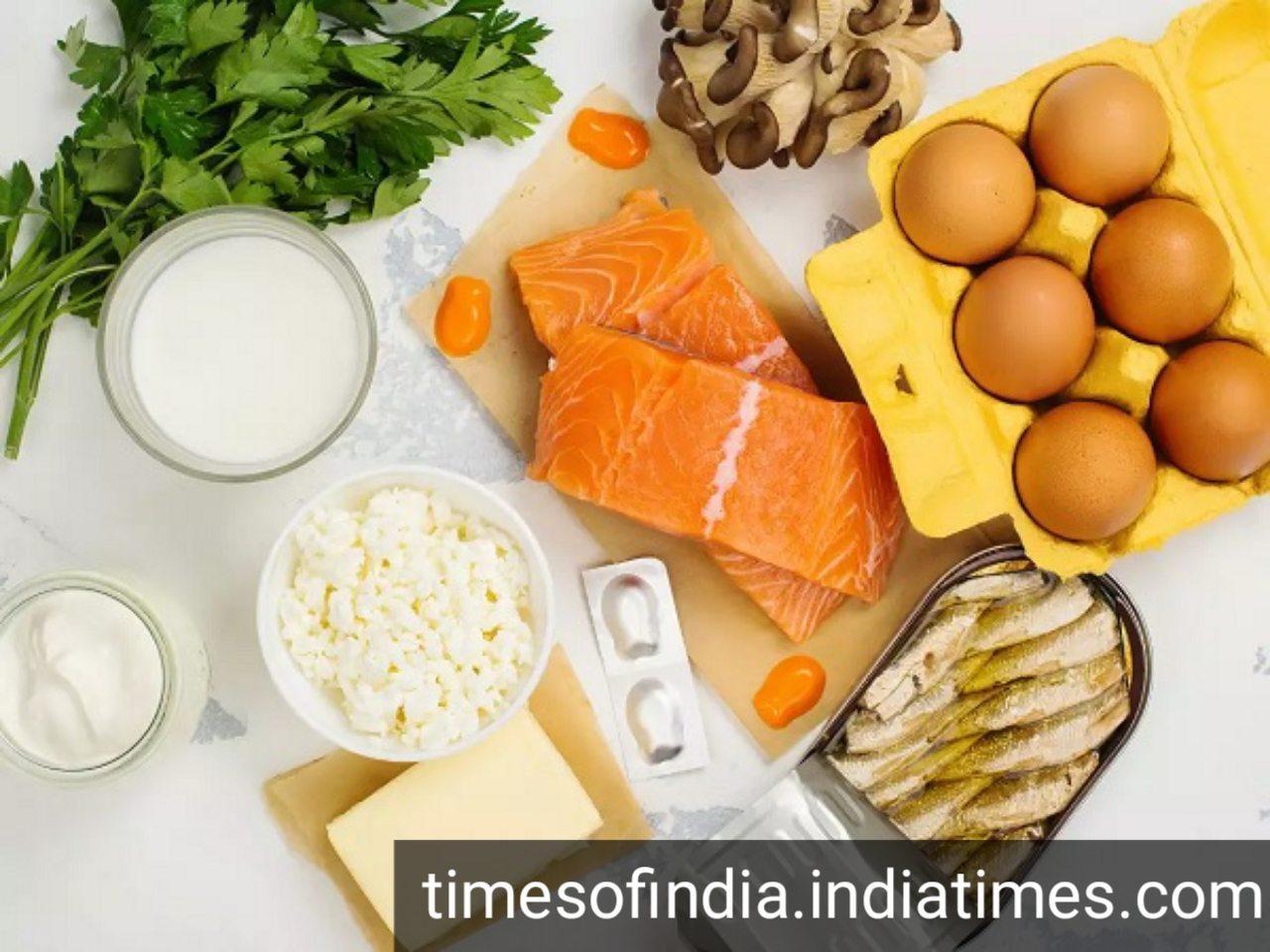 Jenis Makanan Sebagai Sumber Vitamin D yang Baik untuk Kesehatan