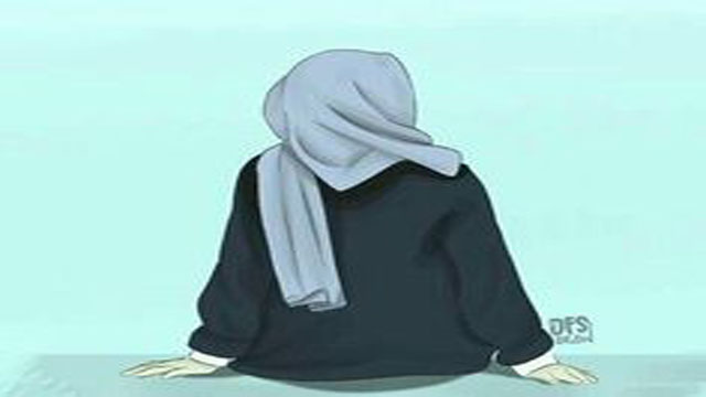 Animasi Gambar Wanita Muslimah Kartun Terbaru 2019 Sigila Mencurah Pedih