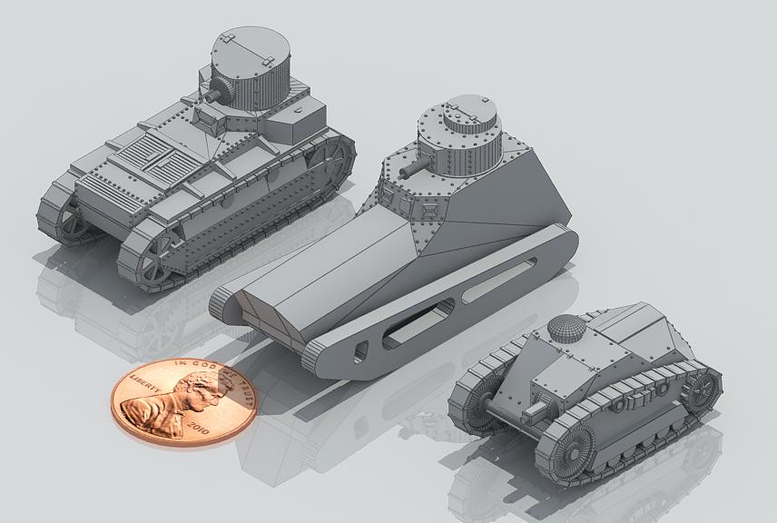 Fjodin's 15mm World: LK-II pro...