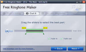 Free Ringtone Maker 2.4.0.1642 Download