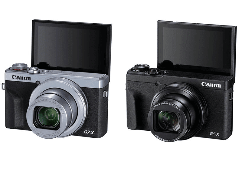 Canon G7X Mk. III, G5X Mk. II coming to the Philippines!