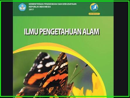 Buku IPA Kelas 9 SMP Kurikulum 2013 revisi 2018