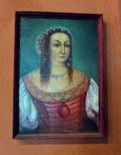 Замок Сент-Міклош. Портрети мешканців замку