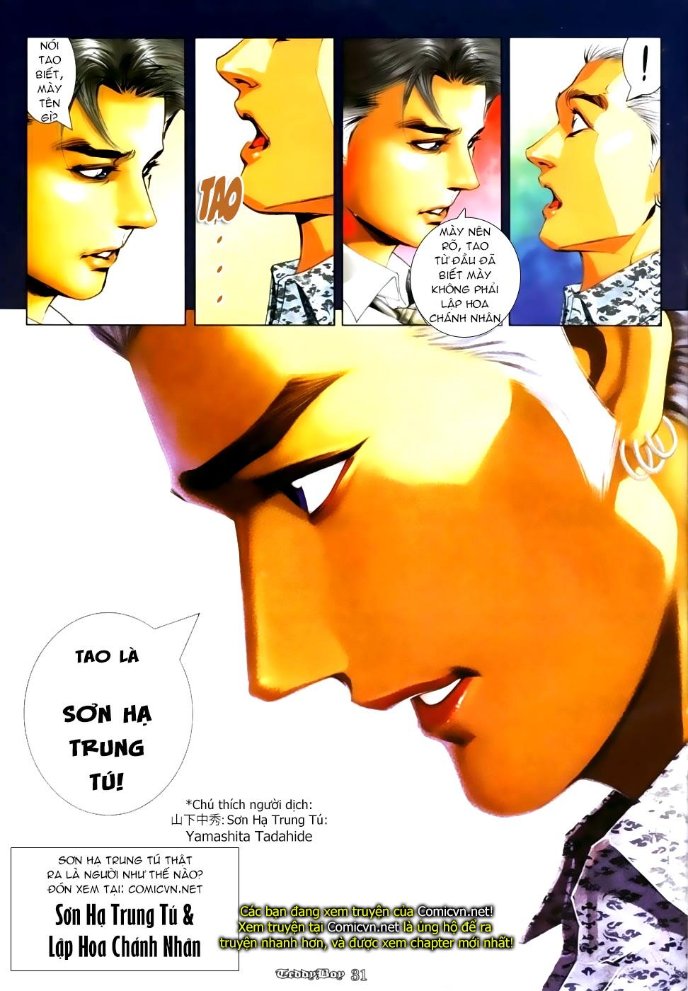 Người Trong Giang Hồ Chap 1142 - Truyen.Chap.VN