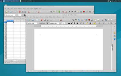 Antarmuka Xubuntu 18.04 LTS