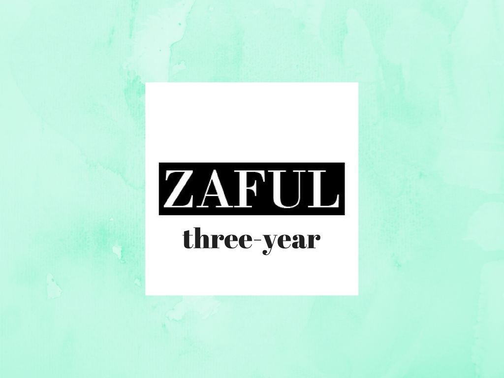 ZAFUL-three-year