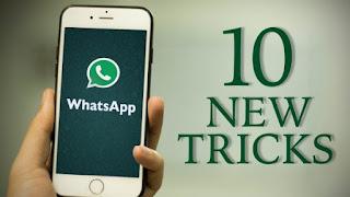 10 Trik WhatsApp Berguna
