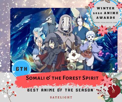 Somali & the Forest Spirit