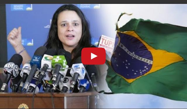"""URGENTE: Janaína Paschoal diz que """"Diretas Já"""" é um golpe político"""