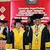 Resmi Sandang Gelar Doktor Honoris Causa dari UNP, Megawati Kagum Pada Tokoh Nasional Minang.