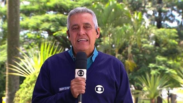 """Mulher comenta punição da Globo a Mauro Naves: """"Não desejo nem a inimigo"""""""
