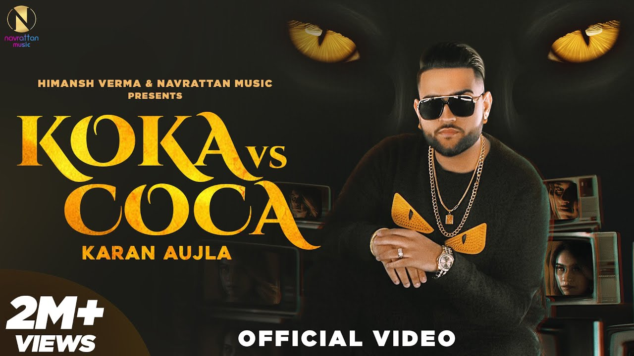Koka Vs Coka Lyrics Meaning in Hindi Translation (हिंदी) - Karan Aujla
