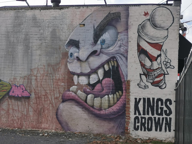 Redan Street Art   Cax One