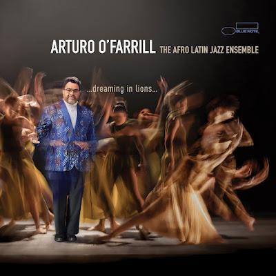 Dreaming In Lions Arturo Ofarrill Album