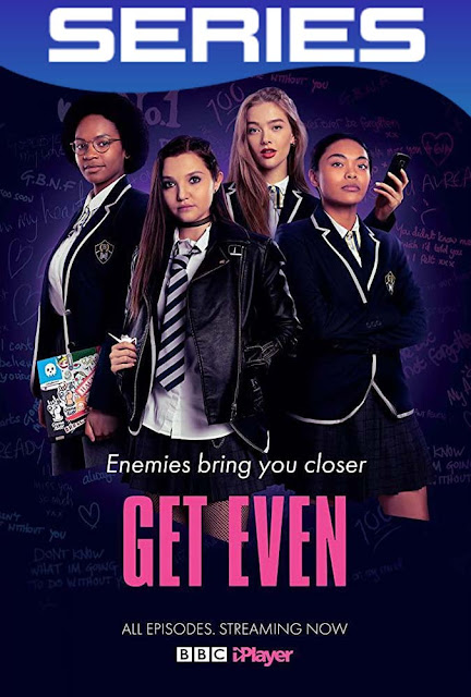 Get Even Temporada 1 Completa HD 1080p Latino