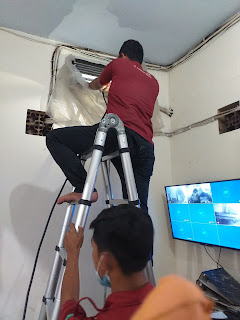 Cleaning AC Malang