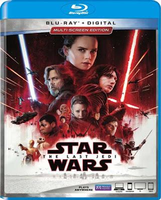 Star Wars: The Last Jedi 2017 BD25 Latino