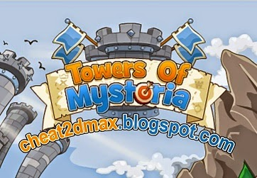Towers of Mystoria on facebook