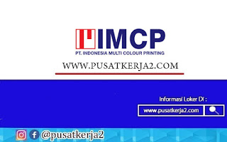 Loker Terbaru SMA SMK PT Indonesia Multi Colour November 2020