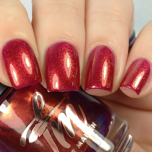Fair Maiden Polish-Hot Like Fire