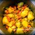 Στην κουζίνα: Ανάμεικτα λαδερά λαχανικά με πατάτες