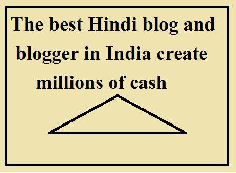 hindi, blogger, million, passive, income