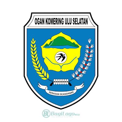 Kabupaten Ogan Komering Ulu Selatan Logo Vector