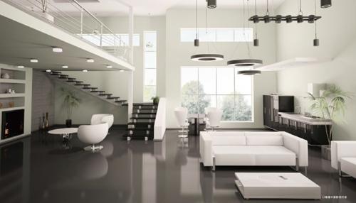 Cận cảnh thiết kế nội thất căn hộ chung cư cao cấp của vợ chồng Thư Kỳ 1