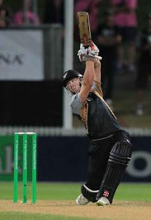 Brendan Taylor 75* - New Zealand vs Zimbabwe 2nd T20I 2012 Highlights