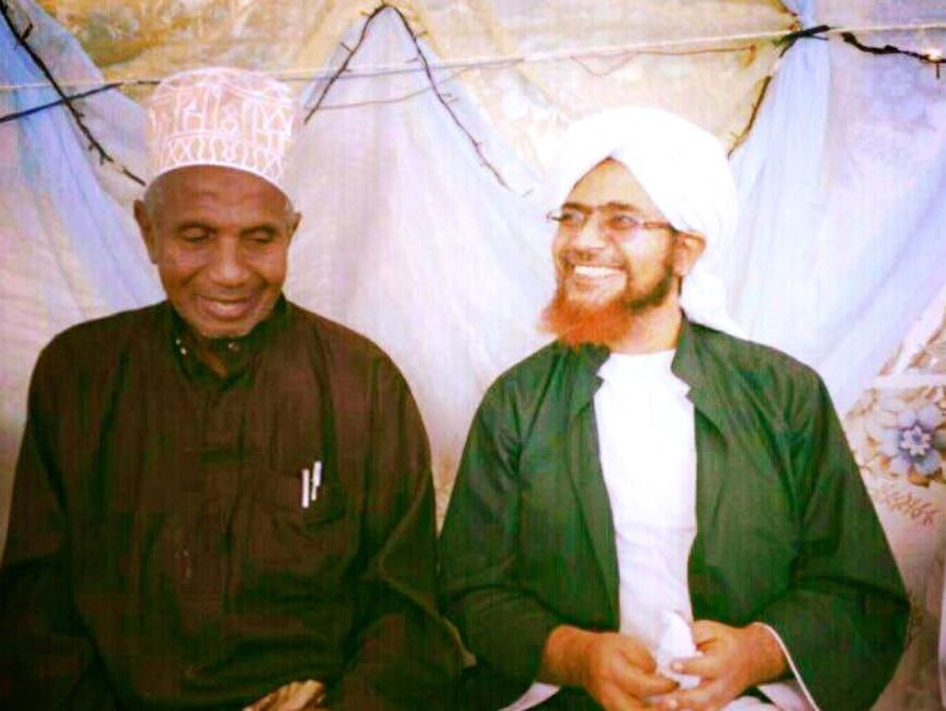 Dakwah Sejati Akhlak Habib Said al-Bidh di Afrika
