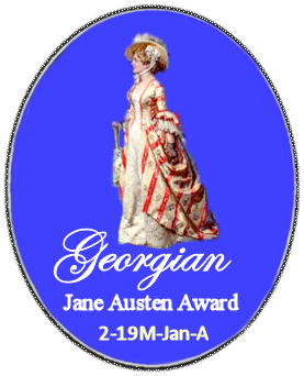 Georgian Jane Austen Award